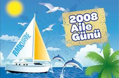 RMK MARINE 2008 AİLE GÜNÜ